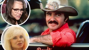 burt reynolds dead loni sally snubs