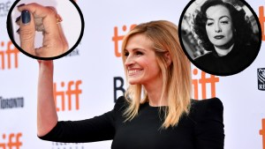 julia roberts social media catfight