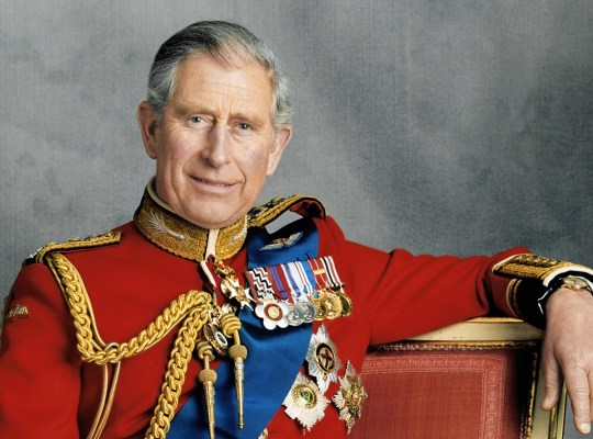 prince charles military medals scandal