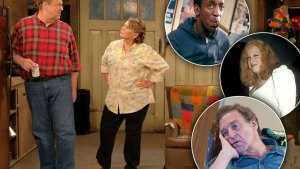 roseanne barr the conners feuds scandals