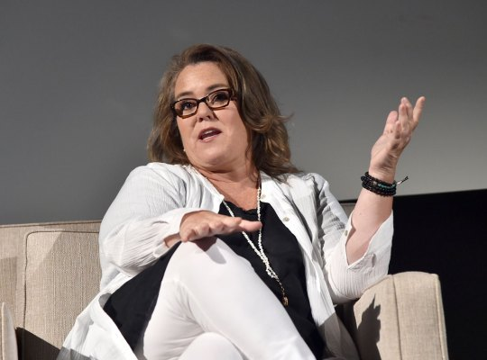 rosie odonnell the talk host rumors