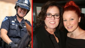 rosie odonnell daughter feud pregnant