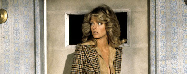 Stars who left hit tv shows farrah fawcett