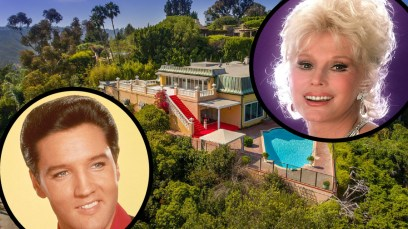 elvis presley zsa zsa mansion destroy