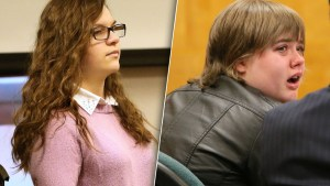 Anissa Weier Made Deal With Slender Man Before Stabbing