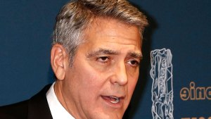 George Clooney Hasn't Seen His Kids in 200 Days