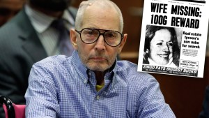 Robert Durst Says He Wouldnt Admit It if He Killed Kathleen McCormack