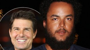 Tom Cruise Son Connor Beverly Hills Scientology