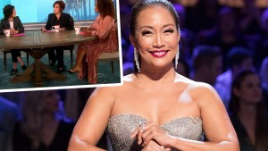 carrie ann inaba talk julie chen replace