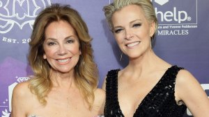 Kathie Lee Gifford And Megyn Kelly Reunite