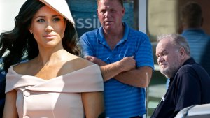 Thomas Markle Jr. Blames Meghan For Family Rift