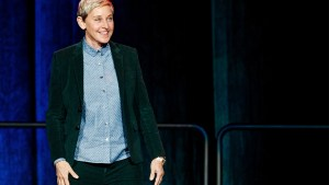 Ellen DeGeneres Rips Gay Hollywood Hypocrites