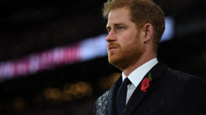 Prince Harry On 45-Minute Security Curfew
