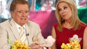 Regis Philbin Is Begging Kathie Lee Gifford To Take Him Back