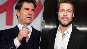 Tom Cruise and Brad Pitt's Secret War Explodes!