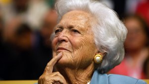 Barbara Bush Once Contemplated Suicide, New Biography Reveals-