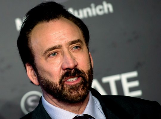 Nicholas Cage Files for Annulment Days After Surprise Wedding