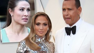 A-Rod Accused Of Cheating on J.Lo With Model in 2017