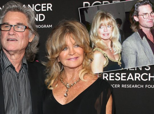 Goldie Hawn and Kurt Russell Relationship Secrets