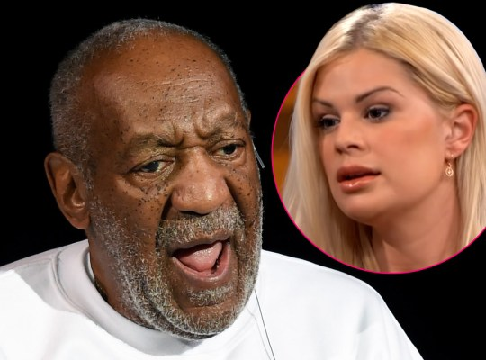 bill cosby slams despicable insurer sex assault case AIG chloe goins without approval