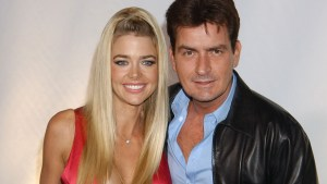 "Denise Richards Says She ""F--ked Up"" During Charlie Sheen Marriage"