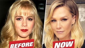 Inside Jennie Garth's Plastic Surgery Nightmare