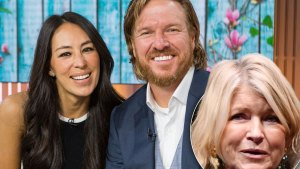 Martha Stewart Didn't Know Who Chip and Joanna Gaines Were