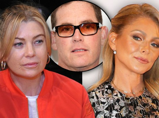 Ellen Pompeo Defends Kelly Ripa, Puts 'Bachelor' Creator on Blast