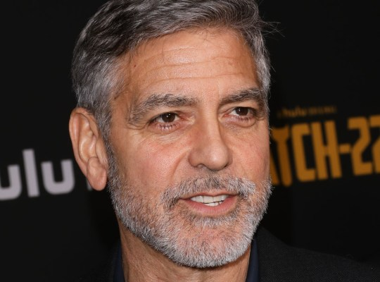 George Clooney Refuses to Be Archie's Godfather