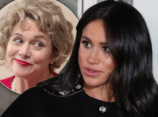 Meghan Markle's Estranged Half-Sister Begs to Be Part of Archie's Life