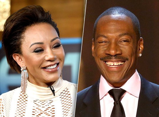 Mel B Eddie Murphy Love of My Life