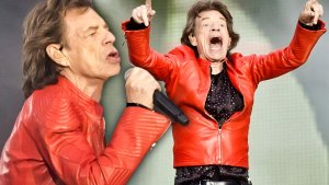 Mick Jagger Dances Up a Storm After Heart Surgery