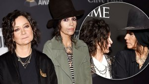 Sara Gilbert Quit 'The Talk' Save Her Marriage Linda Perry