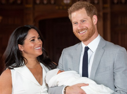 Friends Say Meghan Markle Named Son Archie After Dead Cat