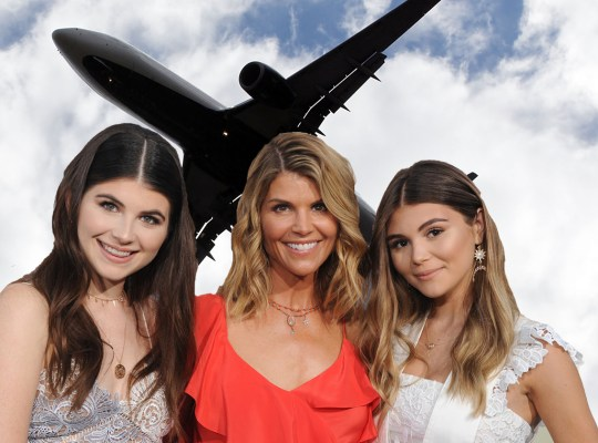 Lori Loughlin Making Daughters Flee The Country