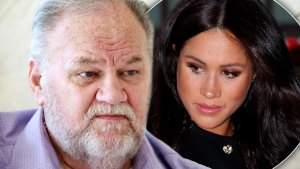 Meghan Markle's Sad Dad Thomas Markle 'Heartbroken' As He Sees Baby News Alone
