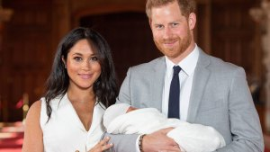 Prince Harry and Meghan Markle Name Baby Archie Harrison