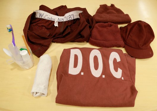 BillCosby's DOC items Toothbrush, Shorts, Socks, Beanies , Cap and D.O.C. T-Shirt