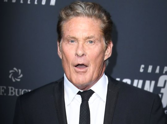 David Hasselhoff's Heart Attack Nightmare