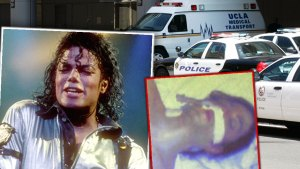Michael Jackson Death Photos 10 years