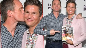 Neil Patrick Harris Pushes Cookbook By Hubby David Burtka