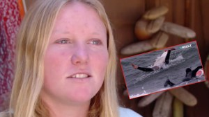 shark attack survivor surfer megan halavais recalls experience