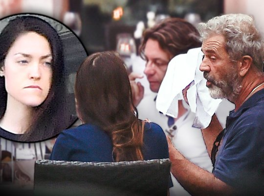 Mel Gibson Blows Up At Baby Momma Rosalind Ross