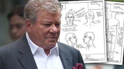 William Shatner's Wife Nerine Kidd Drowned Bruised- See The Autopsy Report
