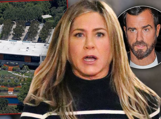 Jennifer Aniston's 911 Drama At LA Home