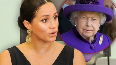 Meghan Markle Breaks Queen Elizabeth's Heart, Nanny Reveals