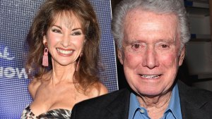 Regis Philbin and Susan Lucci in Cabaret comeback