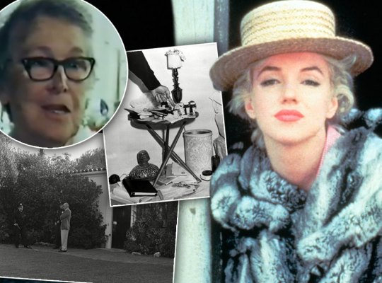 Marilyn Monroe's Housekeeper, Publicist Fled U.S. After Her Death