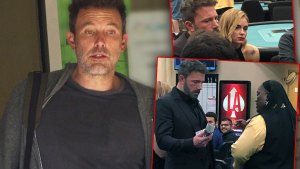 Boozer Ben Affleck STILL Looking Rough After Shocking Relapse