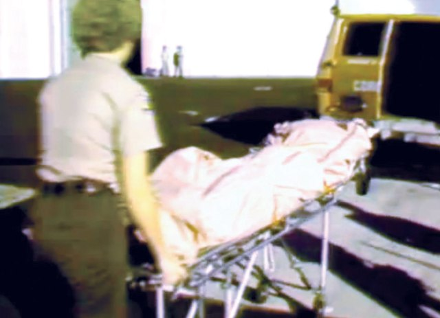 Nataly Wood's Body Being Taken to Medical Examiners Office